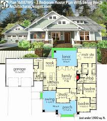 1900 sq ft ranch house plans inspirational 30 awesome ranch style house floor plans