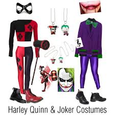 harley joker costumes