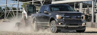 What Is the 2019 Ford F-150 Towing Capacity?