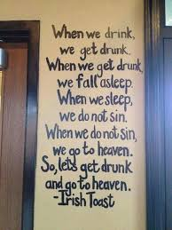 Irish Love Quotes Wedding Beauteous Irish Toast When We Drink Zitate Pinterest Walls Ireland