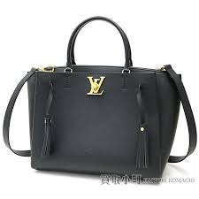 kaitorikomachi louis vuitton m54569 ロックミートノワールソフトカーフパルナセア lv logo twist lock 2way shoulder bag tassel leather collection black leather