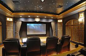 Home Theater Design Dallas Custom Design Inspiration