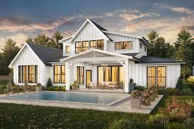 modern farmhouse plans farmhouse
