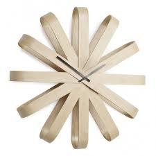 Купить <b>Часы настенные Ribbon</b> дерево 118071-390 за 6900 руб ...