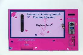 Vending Machine Rental Prices Delectable Sanitary Napkin Vending Machine Automatic Sanitary Napkin Vending