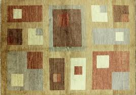 earth tone area rugs throw hand knotted modern bronze wool rug surprising ideas archived on color