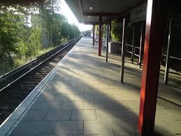Iserbrook station