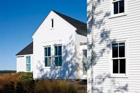 picture windows exterior. Perfect Windows Berkshire Farmhouse Double Hung Windows Exterior Side Yard On Picture E