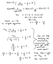 some key topics that involve solving rational equations geometry solving various problems