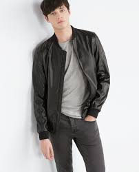 er faux leather jacket jackets review