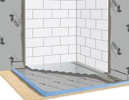 infinity drain installation. Beautiful Drain Why Choose The USG Durock Brand Infinity Drain Shower System Over  Traditional Construction On Drain Installation L