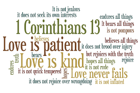Love Quote In The Bible