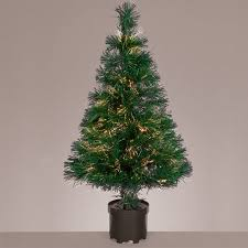 Premier Fibre Optic Crystal Tip Christmas Tree - 80cm | Charlies ...