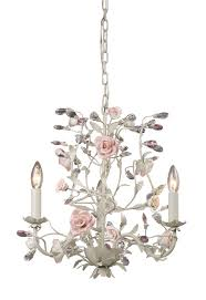 shabby chic lighting fixtures. Light Flower Chandelier - Would Love This For My Office :) Shabby Chic Lighting Fixtures N