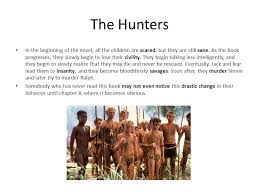 "the theme fear in ""lord of the flies"" zak dunn a ppt  6 the"