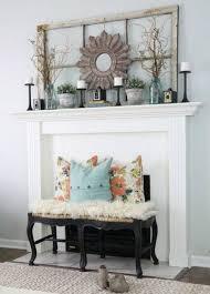 Best 25 Fireplace Mantel Decorations Ideas On Pinterest Fire Fireplace Decorations