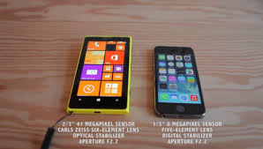 nokia lumia 1020 vs iphone 5s. camera shootout - nokia lumia 1020 vs apple iphone 5s iphone