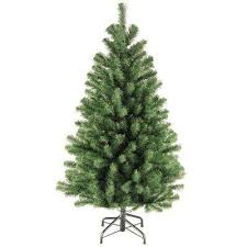 4.5 ft. Artificial Christmas Trees - The Home Depot