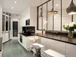 Rénovation Appartement Ouest Home Cuisine équipée Avec Plans De