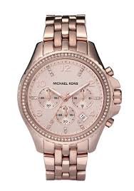 michael kors rose gold men watches best watchess 2017 michael kors pilot rose gold tone chronograph mens watch