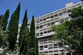 Cité Radieuse Le Corbusier Patrimoine Mondial De Lunesco Marseille
