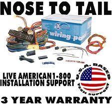 ez wiring harness in vintage car truck parts 1938 1953 buick modern update 12v conversion wiring harness ez ss flathead deuce