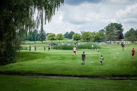 Footgolf Course Design Footgolf Is Only 10 On The Par 3 Golf Course Footgolf
