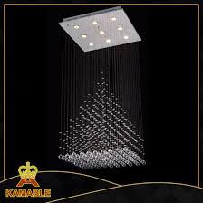 popular modern hanging chandelier ceiling crystal light 66836 9