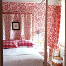 bright red sheer curtain panels grommet curtains