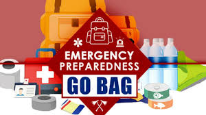 Design Go Bags Untv Emergency Preparedness Home Supply Kit Or Go Bag Checklist