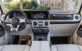 The 2018 g wagon is outdated for what. 2019 Mercedes Benz G Class Arrival Fletcher Jones Motorcars