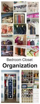 Bedroom Closet Organization Ideas The Idea Room - Organize bedroom closet