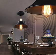 industrial lighting fixtures vintage. Industrial Lighting Fixtures For Kitchen Inspirations Trylight Black Metal Pendant Fixture Vintage G
