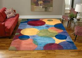 outstanding bright multi colored area rugs denaeart for colorful with plan 18