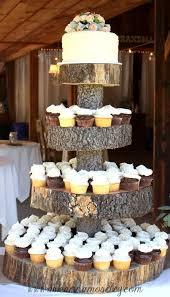 25 Amazing Rustic Wedding Cupcakes Stands Deer Pearl Flowers