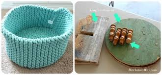 Rustic Charm Room - How to Make a DIY Pouf or ottoman