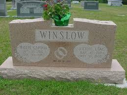 Lucille Effie Lane Winslow (1918-2003) - Find A Grave Memorial