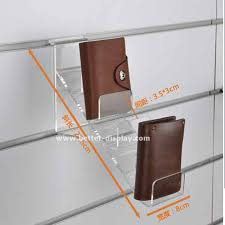 china acrylic wall mounted wallet display stand china wall mounted wallet display stand wallet display stand