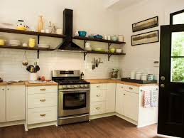 Farm House Kitchens dated kitchen goes mod farmhouse hgtv 6283 by xevi.us