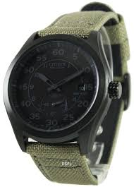 citizen eco drive canvas strap bv1085 31e mens watch zetawatches citizen eco drive canvas strap bv1085 31e mens watch