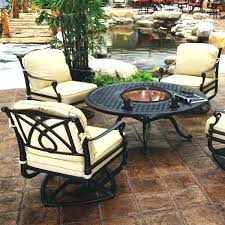 table with fire pit in middle outdoor table with fire pit in the middle fabulous patio table with fire pit