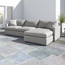 lounge ii petite outdoor upholstered 2piece right arm chaise sectional outdoor sectional 286 outdoor
