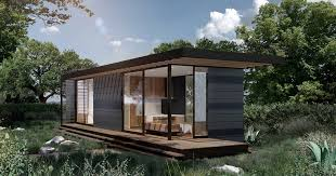 Design A Home Office Cool Revolution Precrafted Properties Turn Tiny Homes Into Collector's