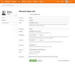 time tracking invoicing blog harvest they will not see anyone s profile page it