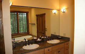 bathroom design medium size dark brown marble counter top with oval white wash stand cabinets bathroom