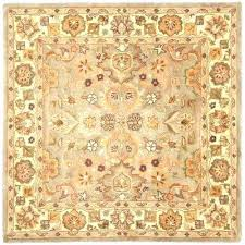square jute rug 8 by 8 rug heritage light green beige 8 8 x 8 square square jute rug