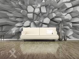 Die fototapete im wohnzimmer kann dagegen etwas belebter sein. Fototapeten 3d Raumlich Dreidimensional Vergrosserungs Fixar De