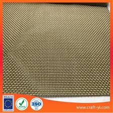 golden color outdoor mesh fabrics patio furniture sling fabric by the yard images