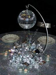 Decorative Disco Ball Fascinating Disco Ball Party Decorations Impressive 32S Themed Party Supplies