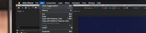 For instance, try to adjust the same parameters. How To Duplicate A Layer In After Effects